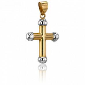 Croix Creuse Boules d'Or, 2 Ors 9K - Vandona