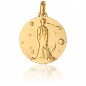 Médaille Petit Prince, Or jaune 18K - Monnaie de Paris