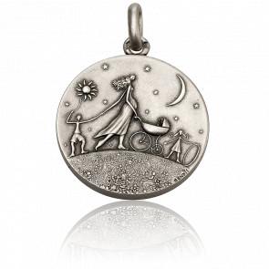 Médaille Ronde de la Vie, Argent - Monnaie de Paris