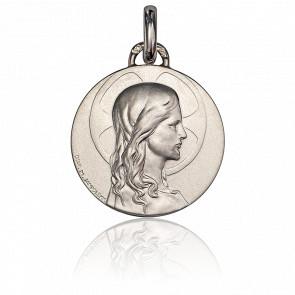 Médaille Christ Adolescent, Argent - Monnaie de Paris