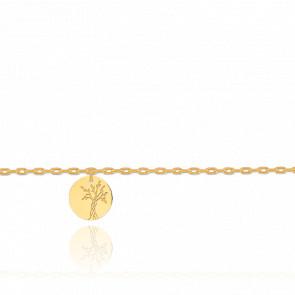 Bracelet Arbre de Vie, Or jaune 18 carats - Lucas Lucor