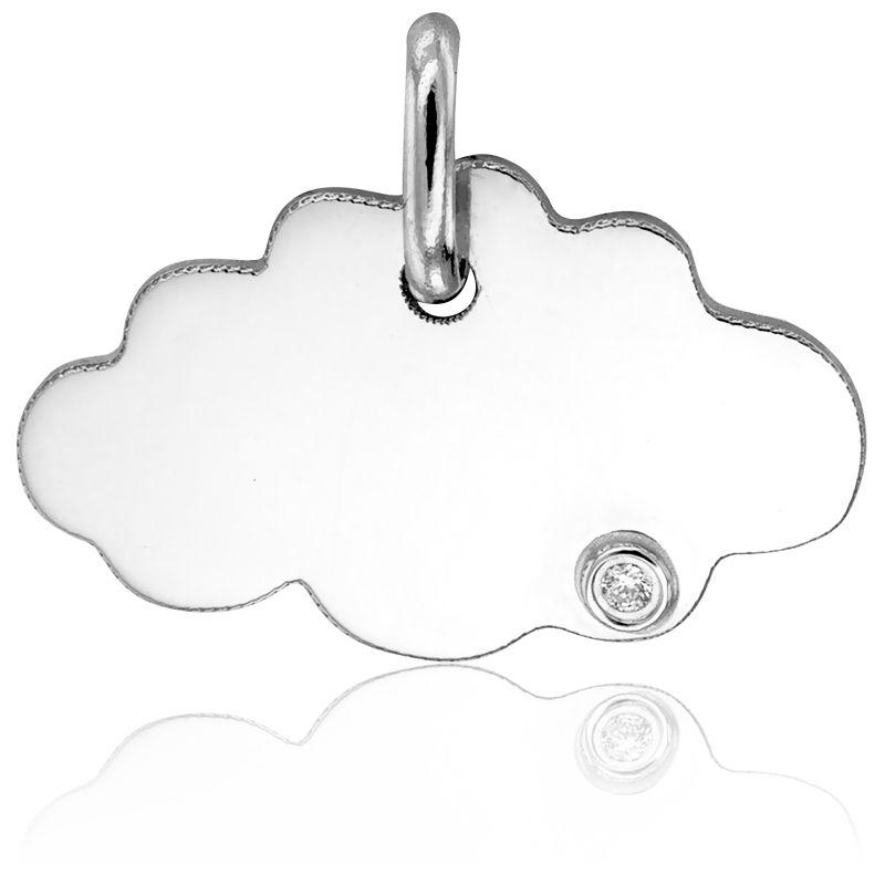 pendentif nuage
