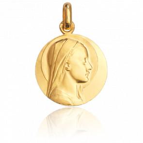 Médaille Annonciation, Or jaune 18 carats - Monnaie de Paris