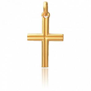 Croix Godronnée, Or jaune 18 carats - Monnaie de Paris