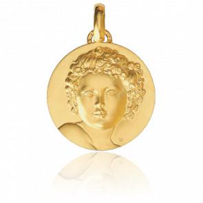 Médaille Enfant Roi, Or jaune 18 carats - Monnaie de Paris