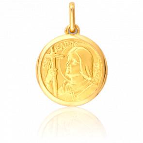 Médaille Jeanne d'Arc, Or Jaune - Lucas Lucor