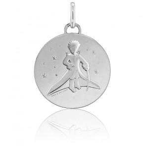 Médaille Petit Prince dans les étoiles, Argent - Monnaie de Paris