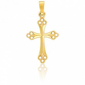 Pendentif Croix orthodoxe, Or jaune - Vandona